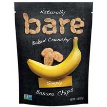 Simply Natural Banana Chips