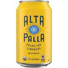 Organic Lemonade Sparkling Beverage