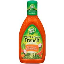 Sweet and Spicy French Dressing