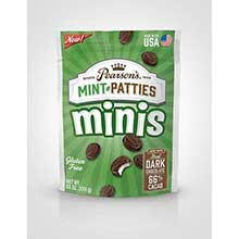 Mint Patties Mini Candy