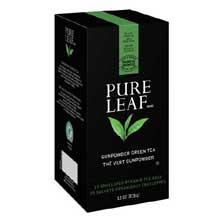 Pure Leaf Hot Tea Bags Gunpowder Green Tea 25 ct, Pack of 6