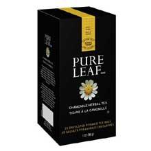 Pure Leaf Hot Tea Bags Chamomile 20 ct, Pack of 6