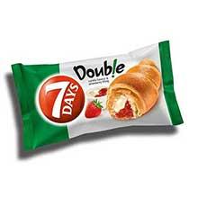Strawberry and Vanilla Soft Croissant