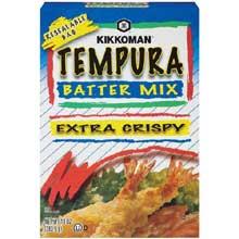 Japanese Tempura Extra Crispy Batter Mix