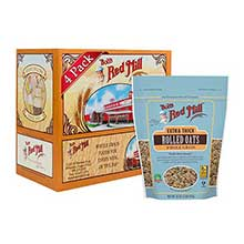 Extra Thick Rolled Oats 16 Ounce