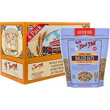Gluten Free Extra Thick Rolled Oats