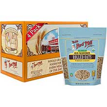 Organic Old Fashioned Rolled Oats 32 Ounce
