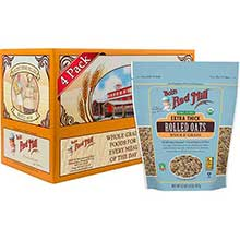 Organic Extra Thick Rolled Oats 32 Ounce