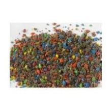 M and M Chopped Piece Topping Zipper Bag 4 Pound