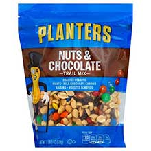 Chocolate and Nut Trail Mix
