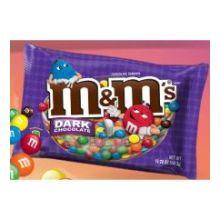 Dark Chocolate M and Ms