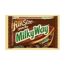 Milky Way Fun Size Candy Bars