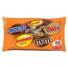 Fun Size Halloween Mixed Candy