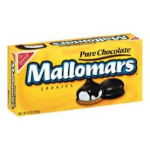 Mallowmars Pure Chocolate Cookie