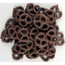 Chocolatey Pretzel Candy