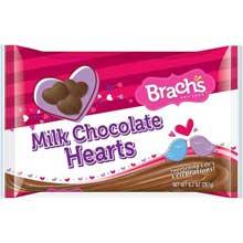 Chocolate Hearts Candy