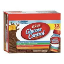 Glucose Control Beverage