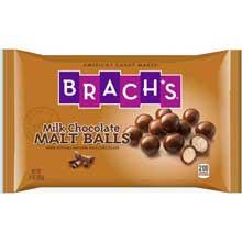 Chocolate Malt Balls Candy