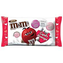 Valentine Mega Cupids Messages Milk Chocolate Candy
