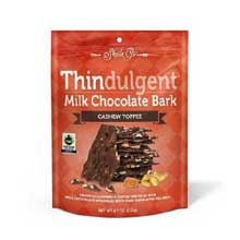 3 Flavor Chocolate Bark