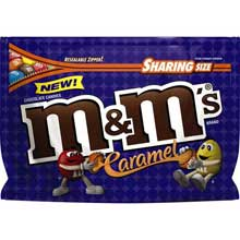 Caramel Sharing Size Candy