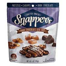 Sea Salt Dark Chocolate 6 Ounce