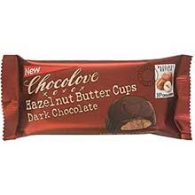 Hazelnut Butter Dark Chocolate Cup 1.2 Ounce