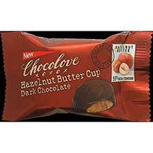 Hazelnut Butter Dark Chocolate Cup