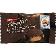 Salted Caramel Dark Chocolate Cup