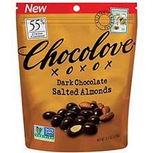 Salted Almonds Dark Chocolate