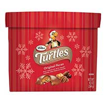 Holiday Original Pecan Caramel Individually Wrapped Nut Cluster