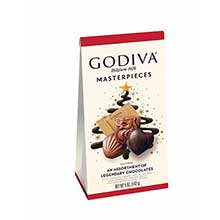 Holiday Masterpiece Assorted Chocolate 5 Ounce