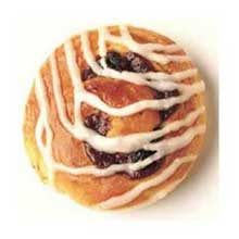 Cinnamon Raisin Demi Danish 1.25 Ounce