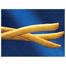 Lamb Weston Rus Ettes Idaho Shield Regular Potato French Fry 5 Pound