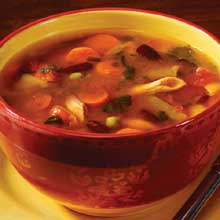 Campbells Minestrone Soup