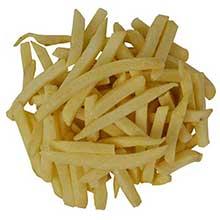 Lamb Weston Supreme Thin Regular Cut Potato French Fry 5 Pound