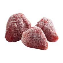Simplot Classic Whole Strawberry Fruit 10 Pound