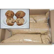 General Mills Pillsbury Tubeset Cappuccino Chocolate Chunk Muffin Batter 3 Pound