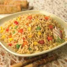 Schwans Minh Vegetable Fried Rice 3 Pound