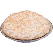Chef Pierre Coconut Creme de la Cream Pie 10 inch
