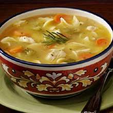 Condensed Chicken Noodle Soup