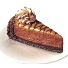Bistro Collection Round Malted Chocolate Caramel Pie 10 inch Mfg 8143