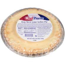 Chef Pierre Key West Lime Icebox Condensed Pie 10 inch