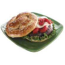 Bavarian Bakery Pretzel