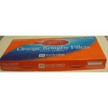 Frozen Seafood Roughy Orange Fillet - 4 to 6 Ounce 10 Kilogram