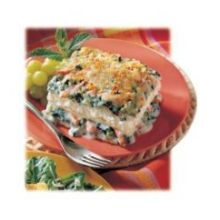 Award Cuisine Vegetable Lasagna