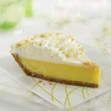Sweet Street Key Lime Pie - 12 inch 14 Slice