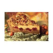Sweet Street Pumpkin Cranberry Bash Gourmet Pie - 14 Slice 10 inch