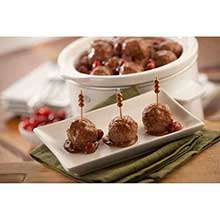 Bella Pork and Beef Meatball 1.5 Ounce