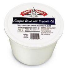 Land O Lakes Clarified Blend Butter 8 Pound
